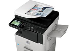 دستگاه فتوکپی رنگی شارپ mx2301n